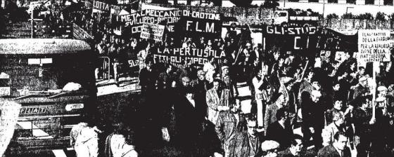 Manifestazione CIAPI 76