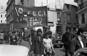 manifestazione disoccupati cz