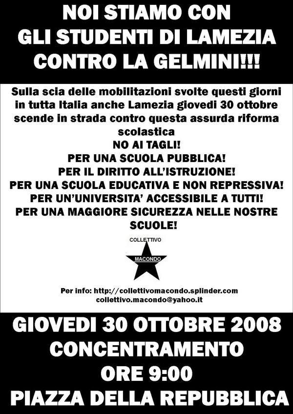 corteo_no_gelmini