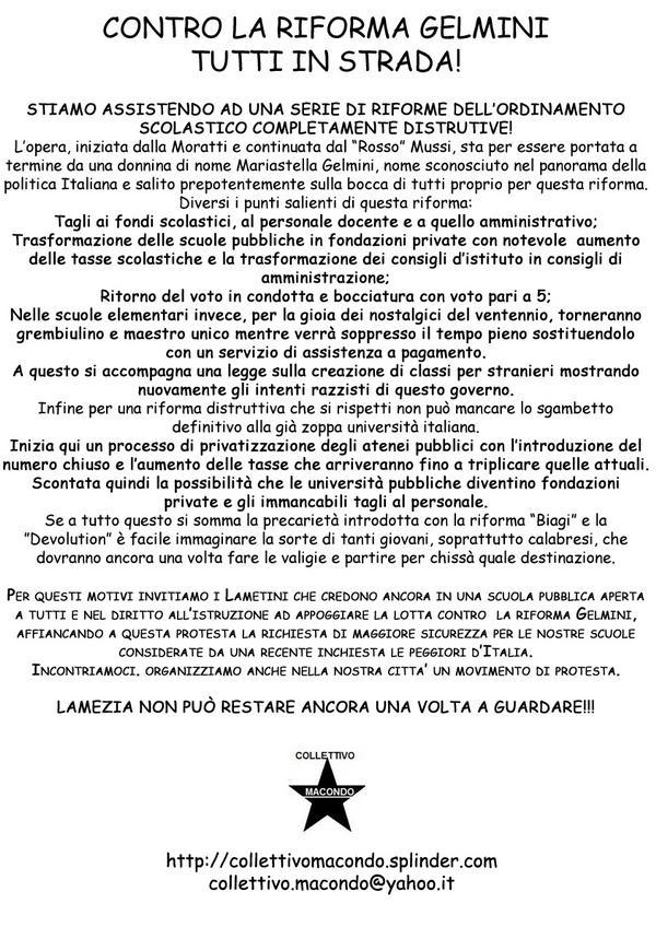 No_gelmini