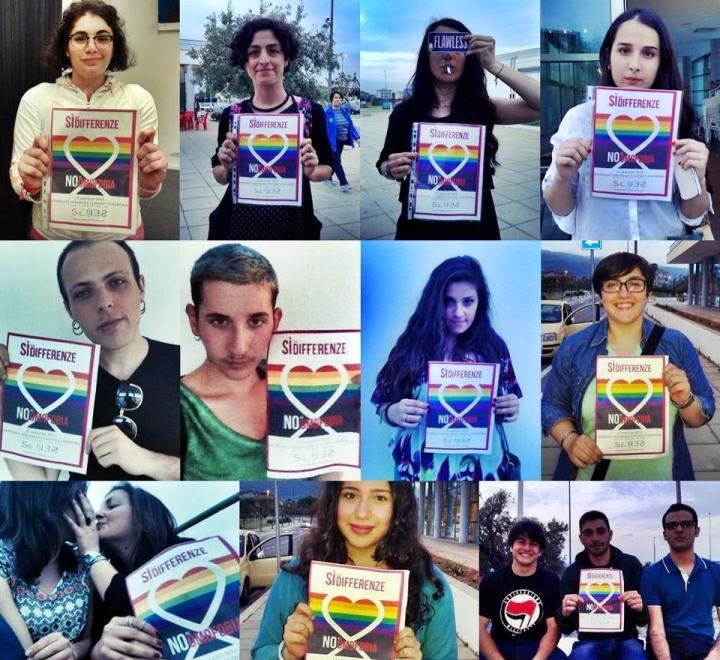 capusutta contro l'omofobia