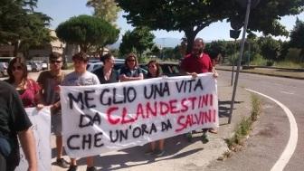 No Salvini Lamezia